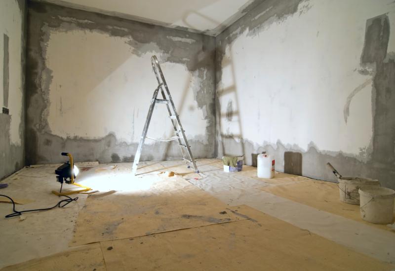 Baureinigung bei KLAR Gebäudereinigung Ulm