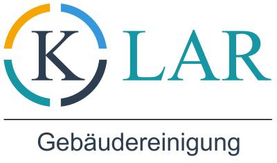 KLAR Gebäudereinigung Logo